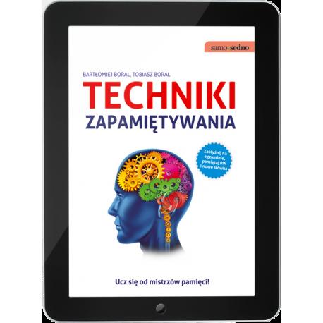 Techniki zapamiętywania (e-book)