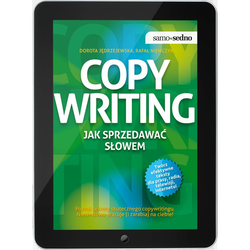 Copywriting Jak sprzedawać słowem (e-book)